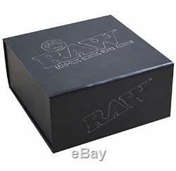 Raw Cristal Gravé En Verre Cendrier Edition Plombé Limited (poids 3lb)
