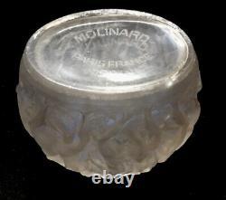 Rene Lalique Dancing Nu Femme Parfum Atomiseur Bowl/vase