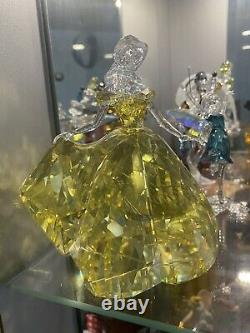 Swarovski Cristal Disney Limited Edition Beauty And The Beast Belle