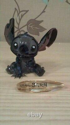 Swarovski Cristal Disney Stitch Limited Edition Avec Plaque