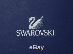 Swarovski Crystal Silver Sorcerer Mickey Ltd Ed 2009 955438 Mint In Box Et Réduit