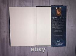 Throne Of Glass Sarah J. Maas Couverture Originale 1ère Édition Livre De Couverture Rigide