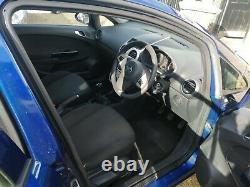 Vauxhall Corsa 1.2 Édition Limitée Paneramic Glass/toit Solaire Électrique