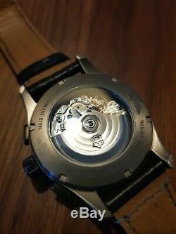 Victorinox Mach 6 Puissance Guage Edition Limitée Dial & Saphir Verre Monnaie