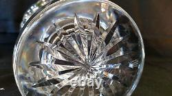 Waterford Collectible Crystal Bnib 10 Fitzwilliam Thistle Vase Edition Limitée