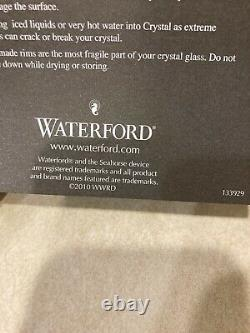 Waterford Crystal Heritage Prestige Cutter Claret Decanter New In Box