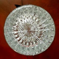 Waterford Crystal Lismore 14 Cathédrale Vase Nib Edition Limitée Numérotée